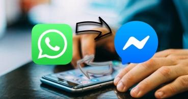 Pronto podrás hablar en Facebook Messenger con usuarios de WhatsApp