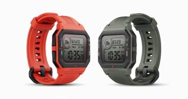 Amazfit Neo: el nuevo smartwatch de Xiaomi tiene el aspecto del mítico Casio