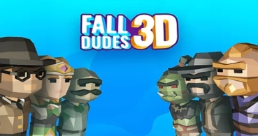Prueba Fall Dudes 3D, una copia para Android del exitoso Fall Guys