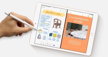 Conoce cómo será el iPad de 9ª generación