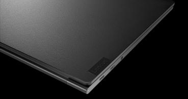 Yoga Slim 9i: el portátil premium de Lenovo apuesta por acabados en cuero
