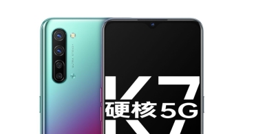Oppo K7 5G: conectividad y delgadez en un nuevo gama media