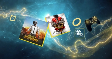 PUBG y Street Fighter V para PS4 serán gratis con PlayStation Plus en septiembre