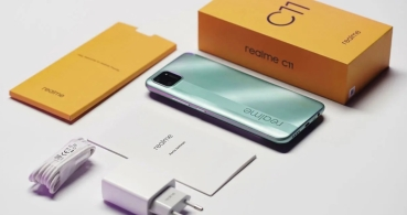 Realme C11, el móvil barato que por 100 euros ofrece cámara dual y batería de 5.000 mAh