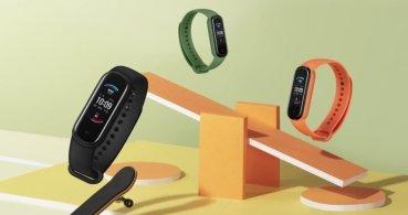 Amazfit Band 5 de Xiaomi llega con sensor de oxígeno, Alexa y 15 días de batería