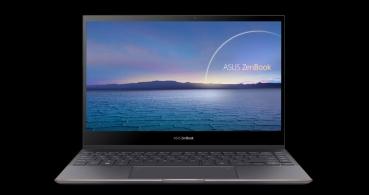 Asus ZenBook Flip S: pantalla OLED 4K e Intel Core de 11ª generación en un diseño premium