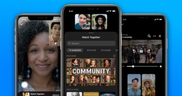 Watch Together, la nueva función de Facebook Messenger permite ver vídeos con los amigos
