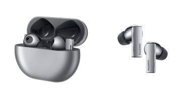 Huawei FreeBuds Pro: cancelación de ruido dinámica, control por gestos y sonido premium