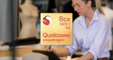 Snapdragon 8cx Gen 2, más potencia para los portátiles ARM con 5G