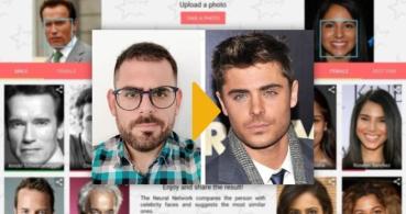 Star by Face, la app que te compara con famosos