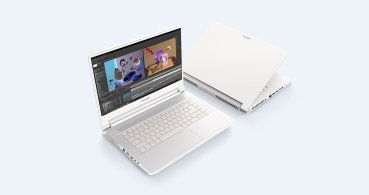 ConceptD 7 y 7 Pro: los portátiles creativos de Acer ganan potencia y mejor refrigeración