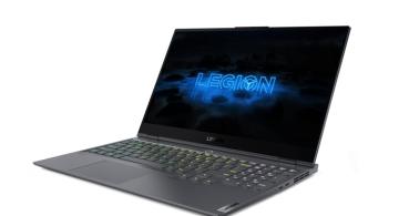 Legion Slim 7: el nuevo portátil ligero de Lenovo apuesta por AMD Ryzen