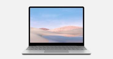 Surface Laptop Go, el nuevo portátil ultraligero de Microsoft apuesta por las 12 pulgadas