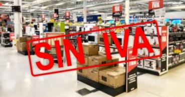 Días sin IVA en Carrefour: ofertas en tecnología hasta el 20 de enero