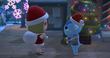 Animal Crossing recibe eventos de Navidad, Acción de Gracias y nuevos contenidos