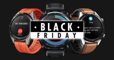 17 smartwatches baratos para darse un capricho por el Black Friday