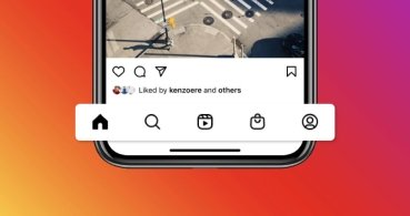 Instagram incorpora pestañas de Reels y de Shop