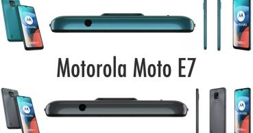 Moto E7 en fotos: el próximo teléfono barato de Motorola