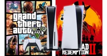 GTA V, Red Dead Redemption 2 y más juegos de Rockstar compatibles en PS5 y Xbox Series X/S
