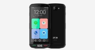 SPC Apolo es oficial: un móvil Android pensado para las personas mayores
