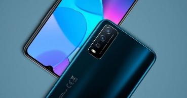 vivo Y11s: un móvil con lector de huellas lateral, Android 10 y diseño elegante