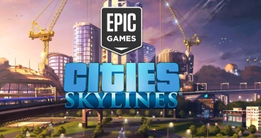 Descarga gratis Cities: Skylines desde la Epic Games Store
