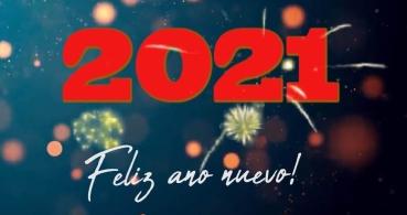 21 felicitaciones de Año Nuevo 2021 para enviar por WhatsApp