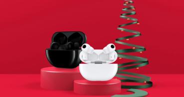 Regala tecnología con los auriculares y altavoces inteligentes de Huawei
