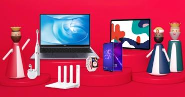Regalos de última hora: las mejores ofertas de Huawei Store
