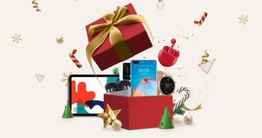 10 regalos tecnológicos de Huawei para acertar en Navidad