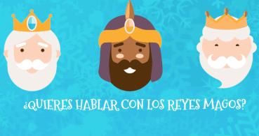 Cómo hacer que tu hijo reciba una llamada de los Reyes Magos