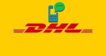 """Cuidado con el falso SMS de DHL: """"su paquete está llegando"""""""