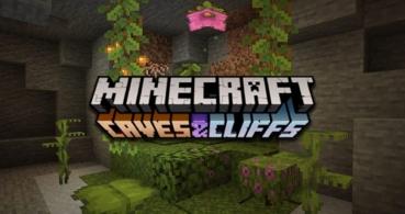 Minecraft prepara la versión 1.17 Caves & Cliffs y pronto estará disponible