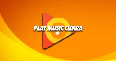 Google Play Music cierra: así puedes exportar tus datos