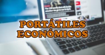 7 portátiles baratos por menos de 300 euros en 2021