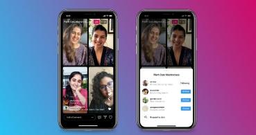 Instagram Live Rooms: así son los nuevos directos con hasta 4 personas