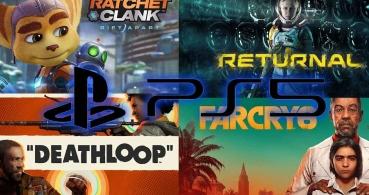 11 juegos top que llegarán a PlayStation 5 en 2021