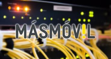 MásMóvil lanza nueva tarifa de fibra de 100 MB con 2 líneas móviles por 44,90 € al mes