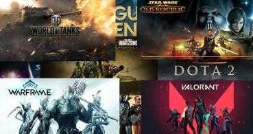 9  mejores juegos gratis para descargar en Windows