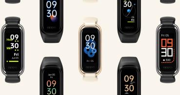 Oppo Band Style y Sport, las pulseras fitness con medición continua de SpO2