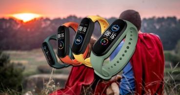 5 pulseras inteligentes para regalar el Día del Padre 2021