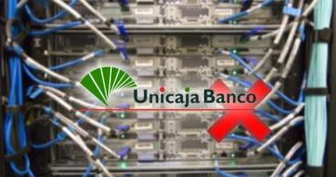 La web de Unicaja Banco no funciona: sufre una caída