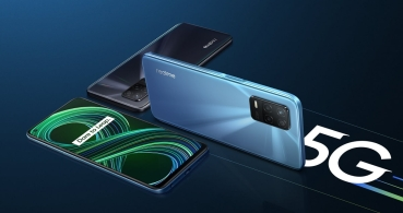 Realme 8 5G: pantalla a 90 Hz y gran batería en un móvil 5G asequible