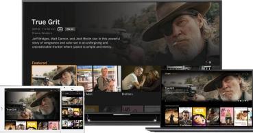 """Tubi, el """"Netflix"""" que ofrece películas y series gratis"""