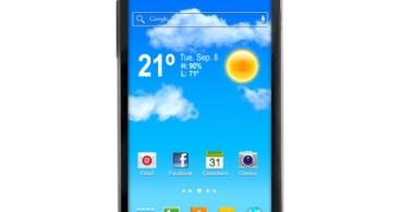 Zielo Q20, un teléfono de gama baja a precio bajo