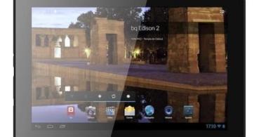 bq Edison 2, toda la información sobre la nueva tablet de bq Readers