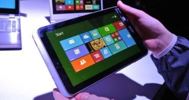 Acer Iconia W4, el nuevo tablet con Windows 8.1