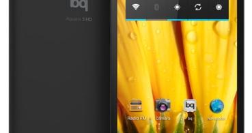 bq Aquaris 5 HD, otro smartphone más de la marca española