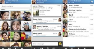 Descarga ya BlackBerry Messenger para Android