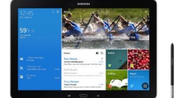 Precios de los tablets Samsung Galaxy NotePRO y TabPRO en España